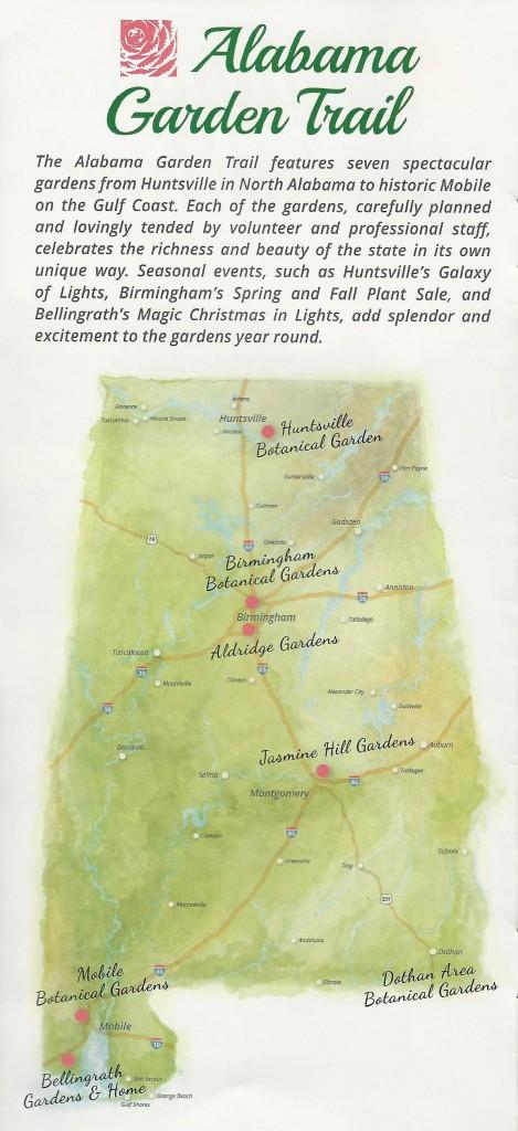 Alabama Garden Trail